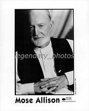 Mose Allison Capitol Original Music Press Photo