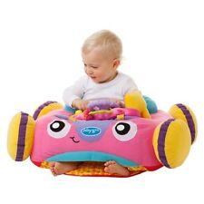 Playgro Grow n' Play Music and Lights Comfy Car Pink