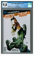 Justice League vs. Suicide Squad #5 (2017) Andy Kubert Variant CGC 9.8 EB511