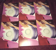 6X Clinique Take the Day Off Cleansing Balm Sample Pods .1oz / 3ml Each