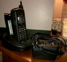 VINTAGE MOTOROLA NEXTEL HAND HELD CELL PHONE W/ 2 BATTERYS and CHARGER