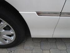 1998-2011 Lincoln Town Car left front fender chrome insert