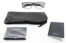 Chrome Hearts Glasses Frum MBK 57 16 135 Hollywoood Deluxe Eyewear Full Set