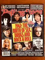 ROLLING STONE AUST AUG 2007 Amy Winehouse, Neil Young, Bob Dylan, Paul Mcartney
