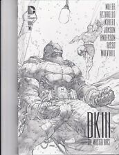 Dark Knight Iii: The Master Race Book #2 (March 2016, Dc) New Hardcover