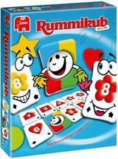 Jumbo Original Rummikub Junior Gesellschaftsspiel Denkspiel NEU / OVP