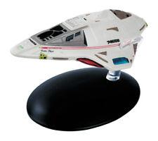 Starfleet Delta Flyer - Star Trek Metall Modell Diecast Eaglemoss #38 deutsch