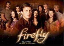 Joss Whedon Firefly Serenity Promo Card P1