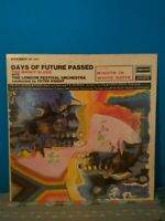 The Moody Blues Days of Future Passed LP DES 18012 LP Excellent, Sleeve VG++