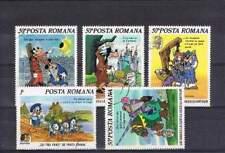 Serie Disney gestempeld (dis094) Roemenie: Donald Goofy