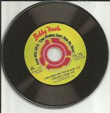 BOBBY RUSH One Monkey don't/ Blues Feeling 2TRX PROMO DJ CD Single 1995 USA MINT