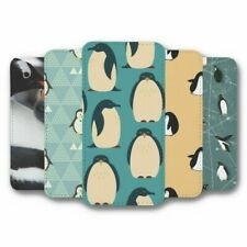 For iPhone 11 Flip Case Cover Penguin Collection 1