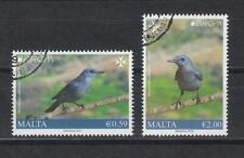 CEPT Malta   2019 Used o Bird  set