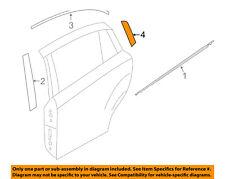SUBARU OEM 12-15 Impreza Exterior-Rear-Black Out Tape Left 90422FJ131