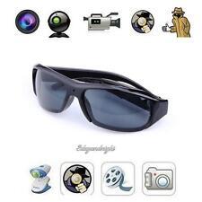 HD 720P Sun Glasses Spy Hidden Eyewear Camera Security Cam DVR Video Recorder