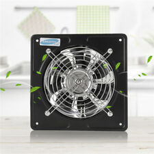 "40W 6"" Ventilation Exhaust Fan Window Ceiling Wall Air Blower Kitchen Bathroom"