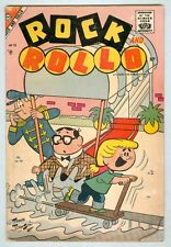 Rock and Rollo #14 October 1957 G/VG scarce 1st issue