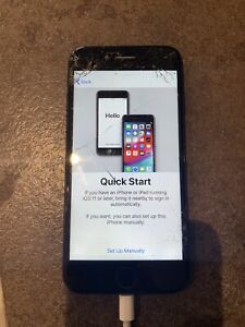 Apple iPhone 7 - 32GB - Black (EE) A1778 (GSM)