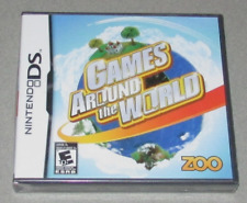 Games Around the World  (Nintendo DS, 2010) NEW DSL DSI