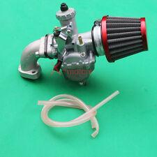MIKUNI Carburetor Air Filter intake For 110cc 125cc CRF SSR Sunl Taotao Pit bike