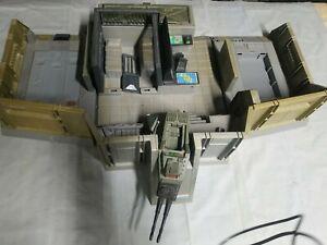 GI JOE//Action force officiel Siège 1983 Hasbro 100/% complet