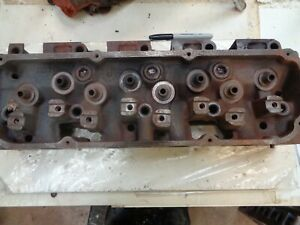 Australian Ford 351C Cleveland Aussie 2V Closed Chamber Cylinder Head, Auct.#173
