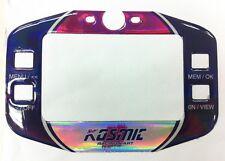 Kosmic Gel Sticker for AIM Mychron 4 Lap Timer Data RPM Gauge kart karting