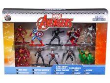 Figuras de acción de superhéroes de cómics figura de original (sin abrir) Capitán America