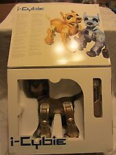 2001 Tiger Electronics CYBIE Gold in ORIGINAL BOX