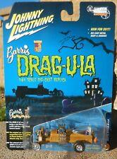 2017 Johnny Lightning *THE MUNSTERS* Barris DRAG-U-LA *HOLLYWOOD* NIP!