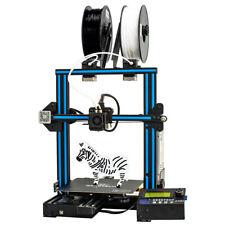 Geeetech A10M 3D Printer  Mix-color Dual Extruder Filament Detector Superplate
