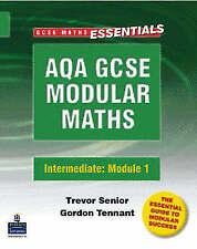 AQA Modular GCSE Maths: Intermediate Handling Data Modular 1 (GCSE Maths Essenti