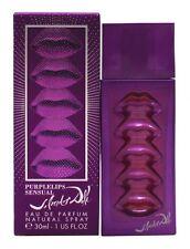 SALVADOR DALI PURPLE LIPS EAU DE PARFUM 30ML SPRAY - WOMEN'S FOR HER. NEW