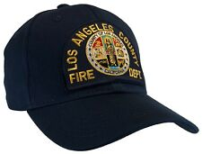 Los Angeles County Fire Department Hat Ball Cap