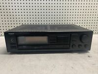 Vintage Onkyo TX-8210 Quartz Synthesized Tuner Amplifier Tested Working