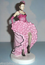 Royal Doulton French Can Can Dancer Figurine Dances of the World #HN5571 New