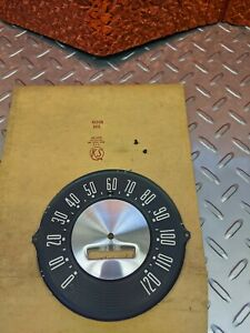 1956 Ford  Speedometer Dial