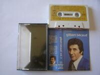 K7 cassette audio tape gilbert bécaud volume 2