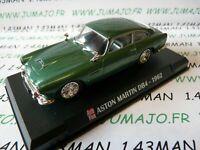 AP39N Voiture 1/43 IXO AUTO PLUS : ASTON MARTIN DB4 1962