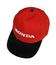 Powertex Honda Eternal Red & Black Cap / Hat