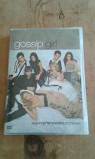 Como nuevo DVD películas GOSSIP GIRL -  SEGUNDA TEMPORADA COMPLETA - 7 Discos -