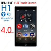RUIZU H1 Full Touch Screen MP3 Player Bluetooth 8GB Music Player With Built-in S
