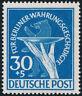 BERLIN 1949, MiNr. 70 I, tadellos postfrisch, gepr. Schlegel, Mi. 250,-