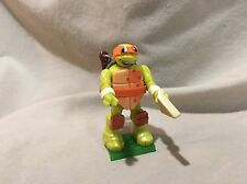 Mega Bloks Teenage Mutant Ninja Turtles Michelangelo with Pizza Minifigure