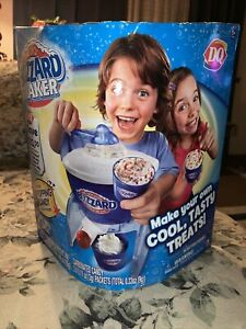Dairy Queen Blizzard Maker Cool Tasty Treats DQ Ice Cream SpinMaster
