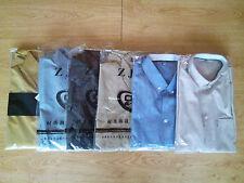 Lot de 6 chemises Taille F 37 UK 14 US S dont 2 OXFORD