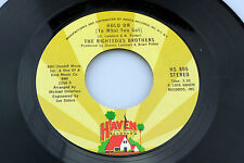 Righteous Brothers: Hold On (to what...) / Let Me Make the Music [Unplayed Copy]