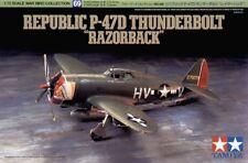 Tamiya 1/72 P-47D Thunderbolt Razorback # 60769