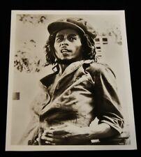 Bob Marley-ORIGINAL 1970's 8x10 Glossy Photo!