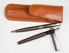 Inoxcrom Iridium Fountain Pen And Ballpoint Set